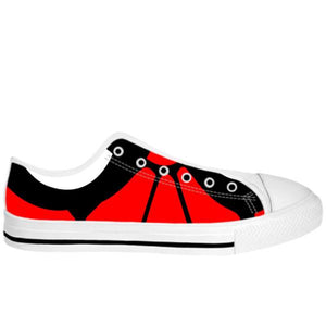 Spider Low Top Sneakers