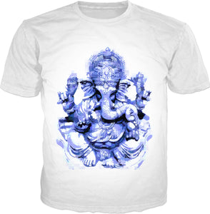Stylized Ganesha The Elephant God T-shirt