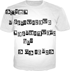 Liposuction ALL Over Print Double-sided Men's T-shirt