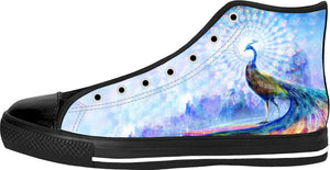 The Peacock Spectrum High Tops