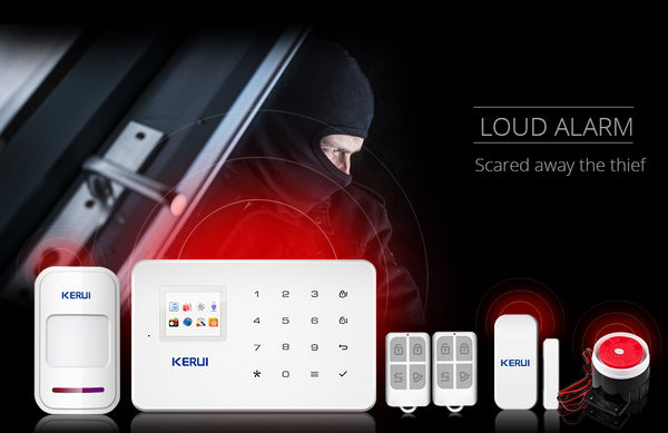 Security  Alarm System (IOS/Android App)
