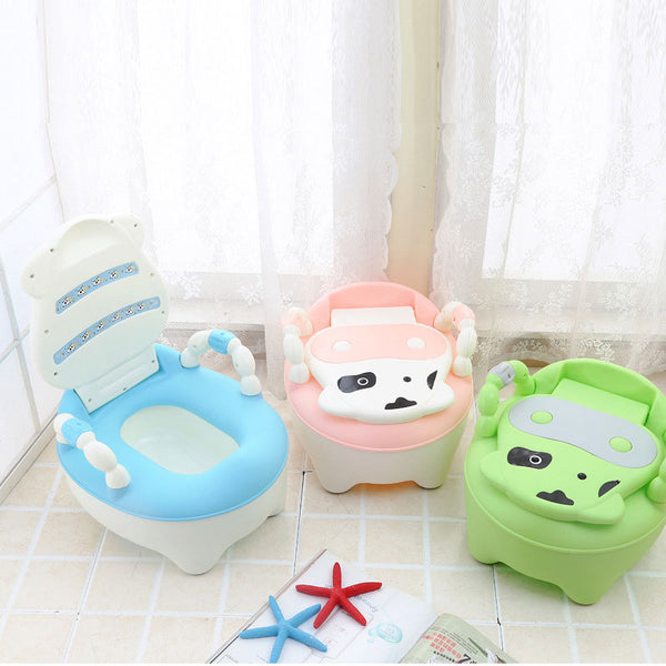 Portable Toilet for Babies' Potty Training