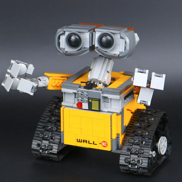 WALL-E Bricks Blocks