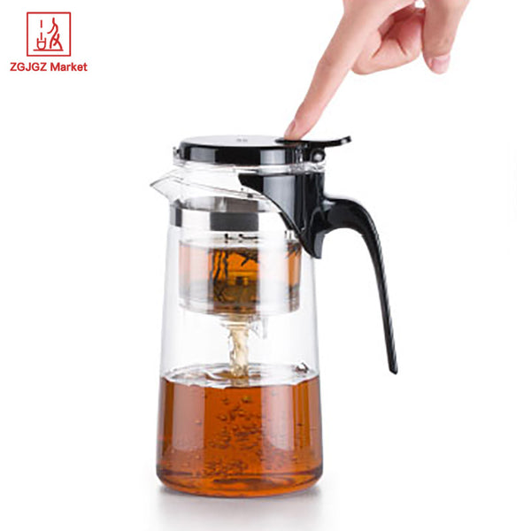 Handmade Tea Pot with Infuser