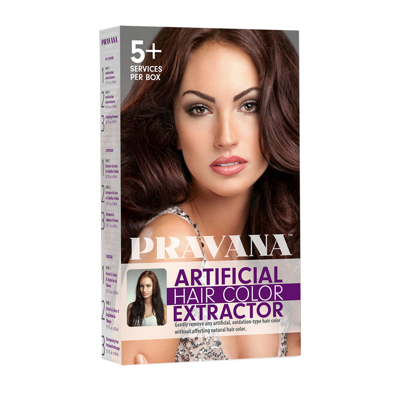 Pravana Artificial Hair Color Extractor