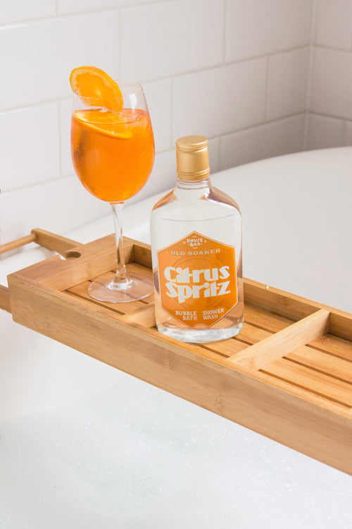 Citrus Spritz Bubble Bath and Shower Wash