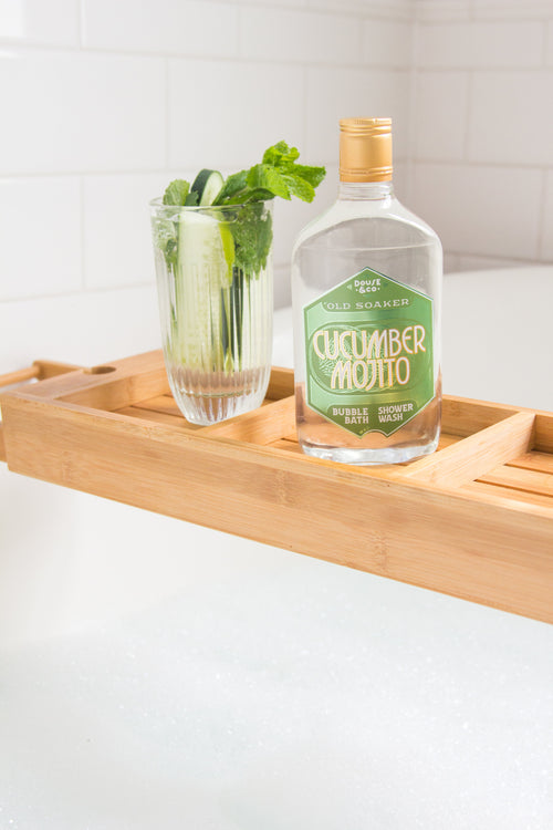 Cucumber Mojito Bubble Bath and Shower Wash