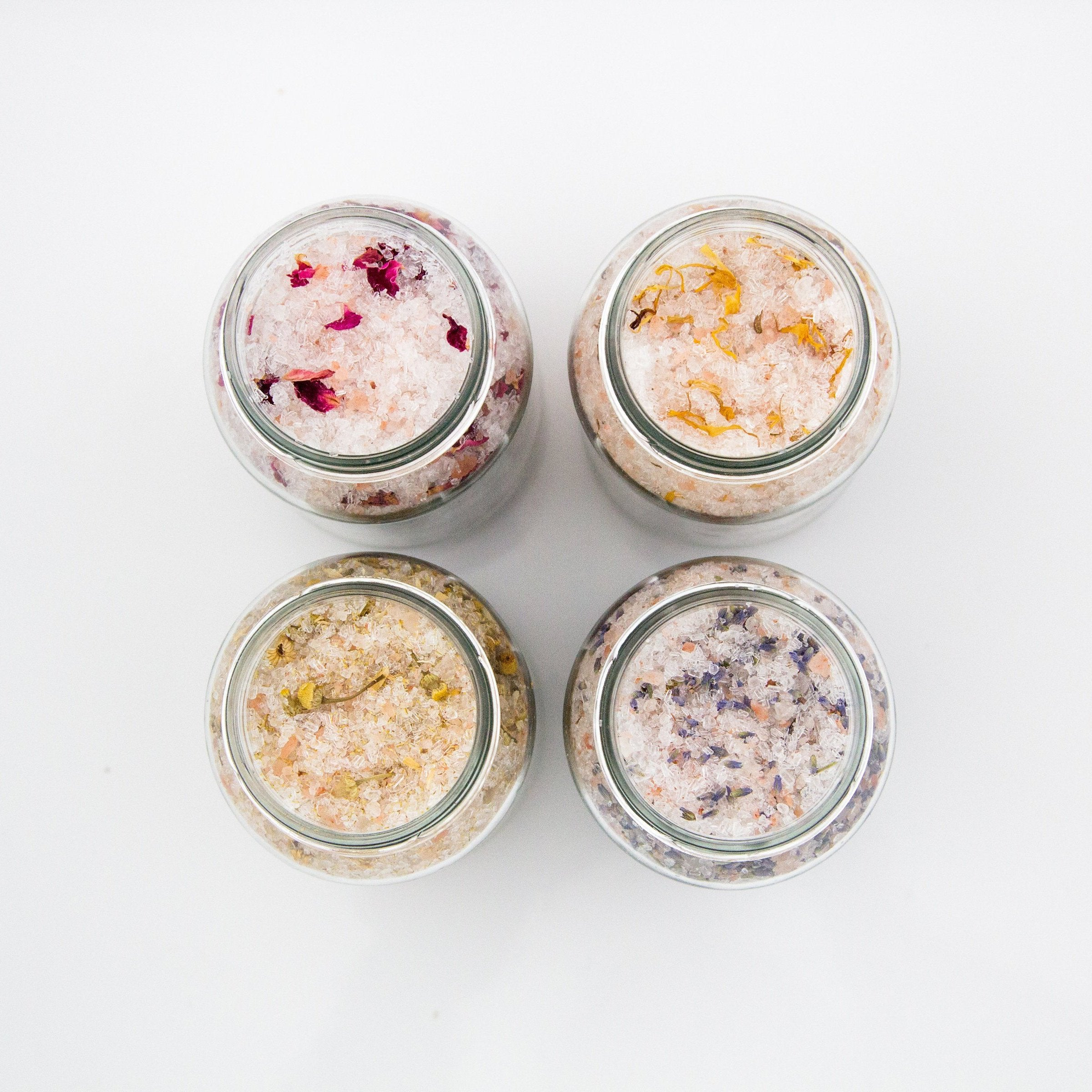 Unique blend of therapeutic minerals, salts and oils