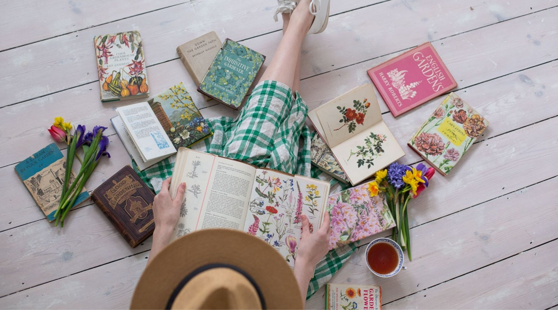 Books to read outside this spring