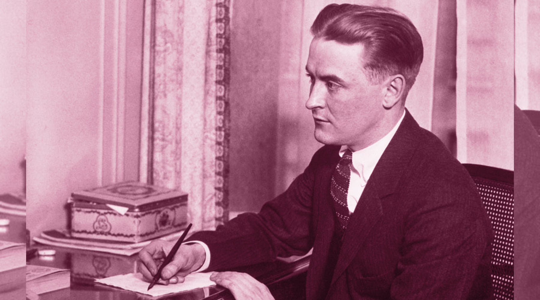 The Life and Literature of F. Scott Fitzgerald