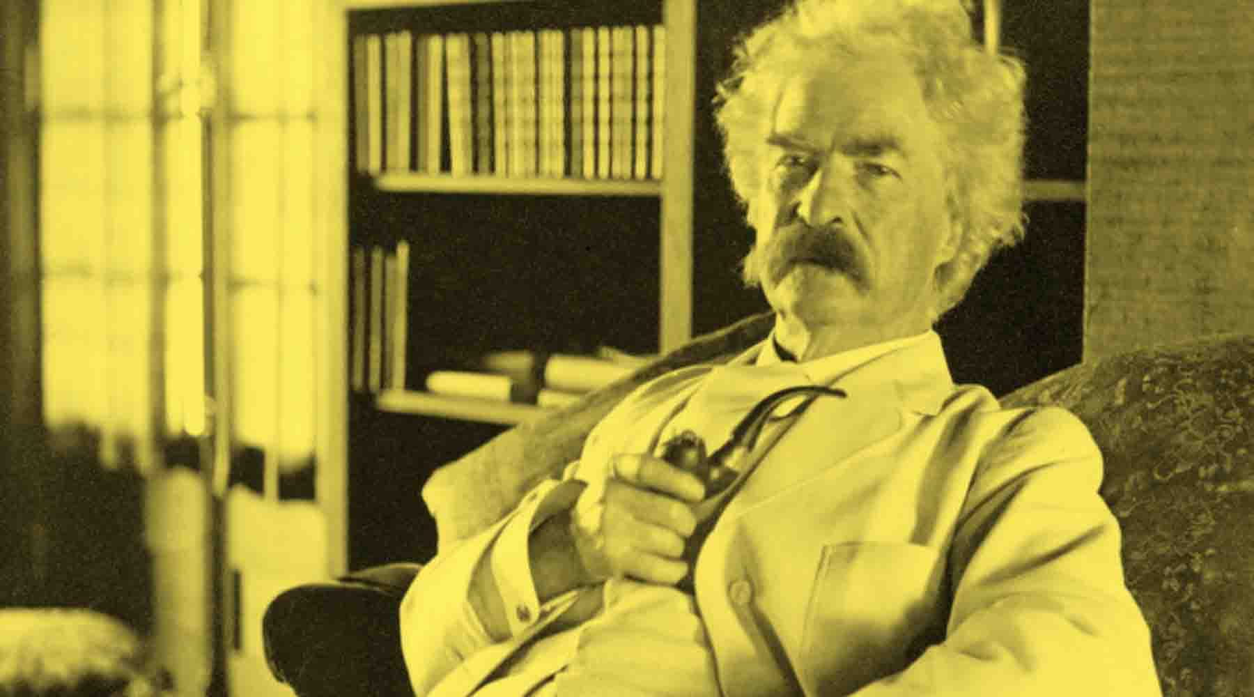 Author of the Month: Mark Twain