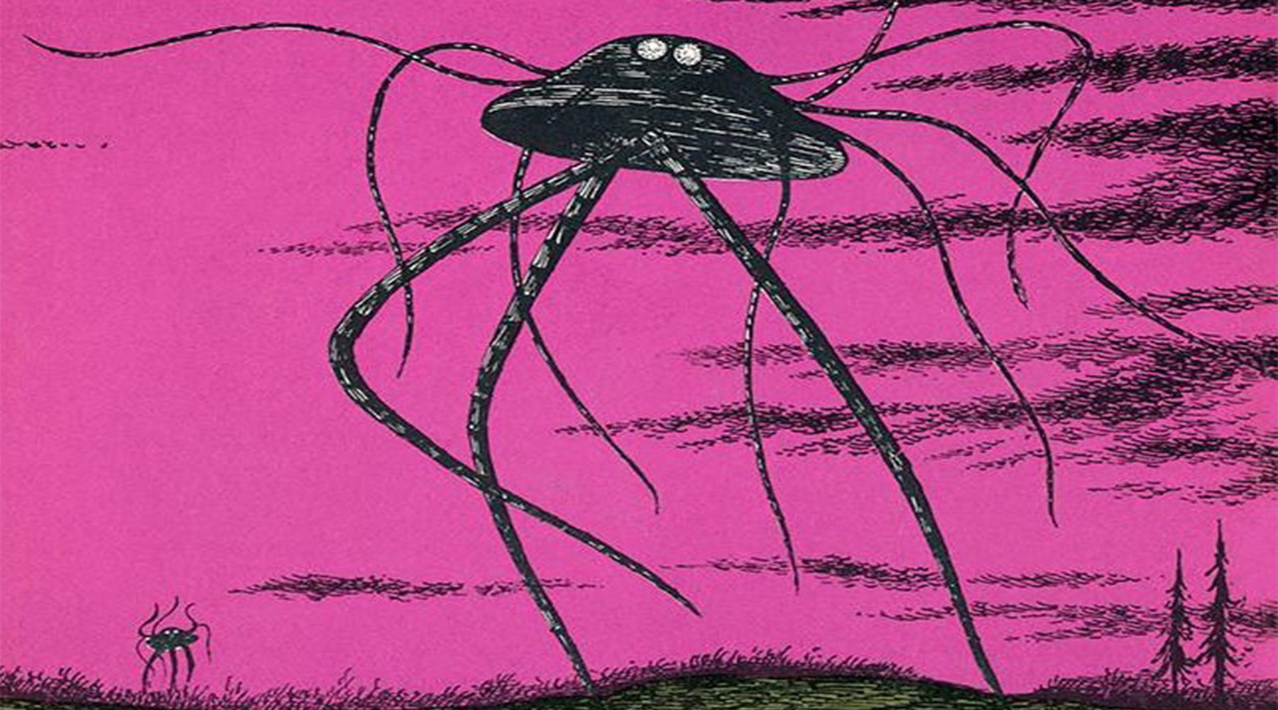 The War of the Worlds Quiz: Win a Vintage H.G. Wells Story Collection!
