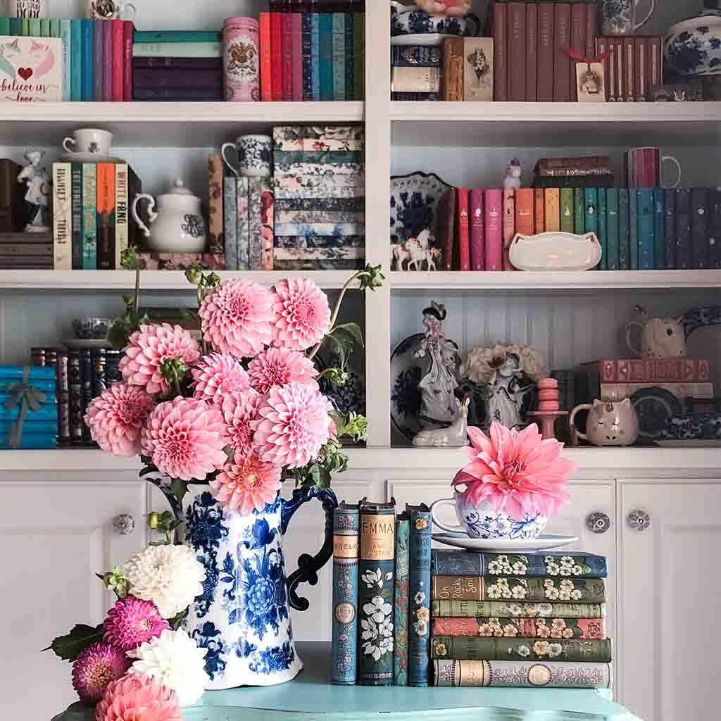 Shop maximalist books for your home