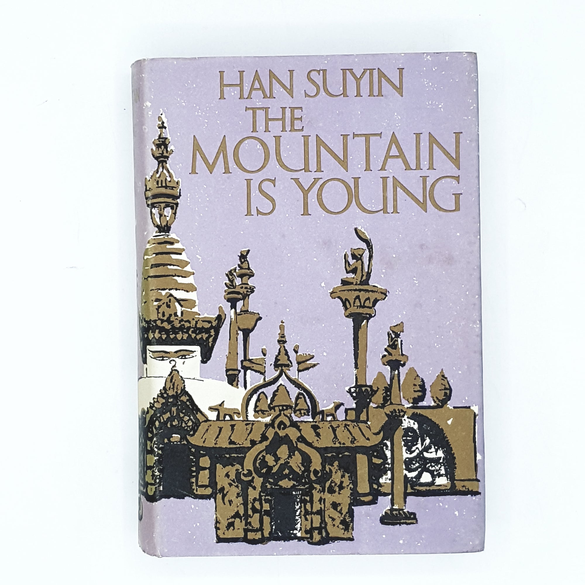Han Suyin The Mountain is Young 1958