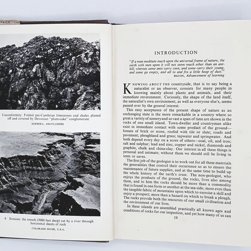 Geology & Scenery in Britain 1953
