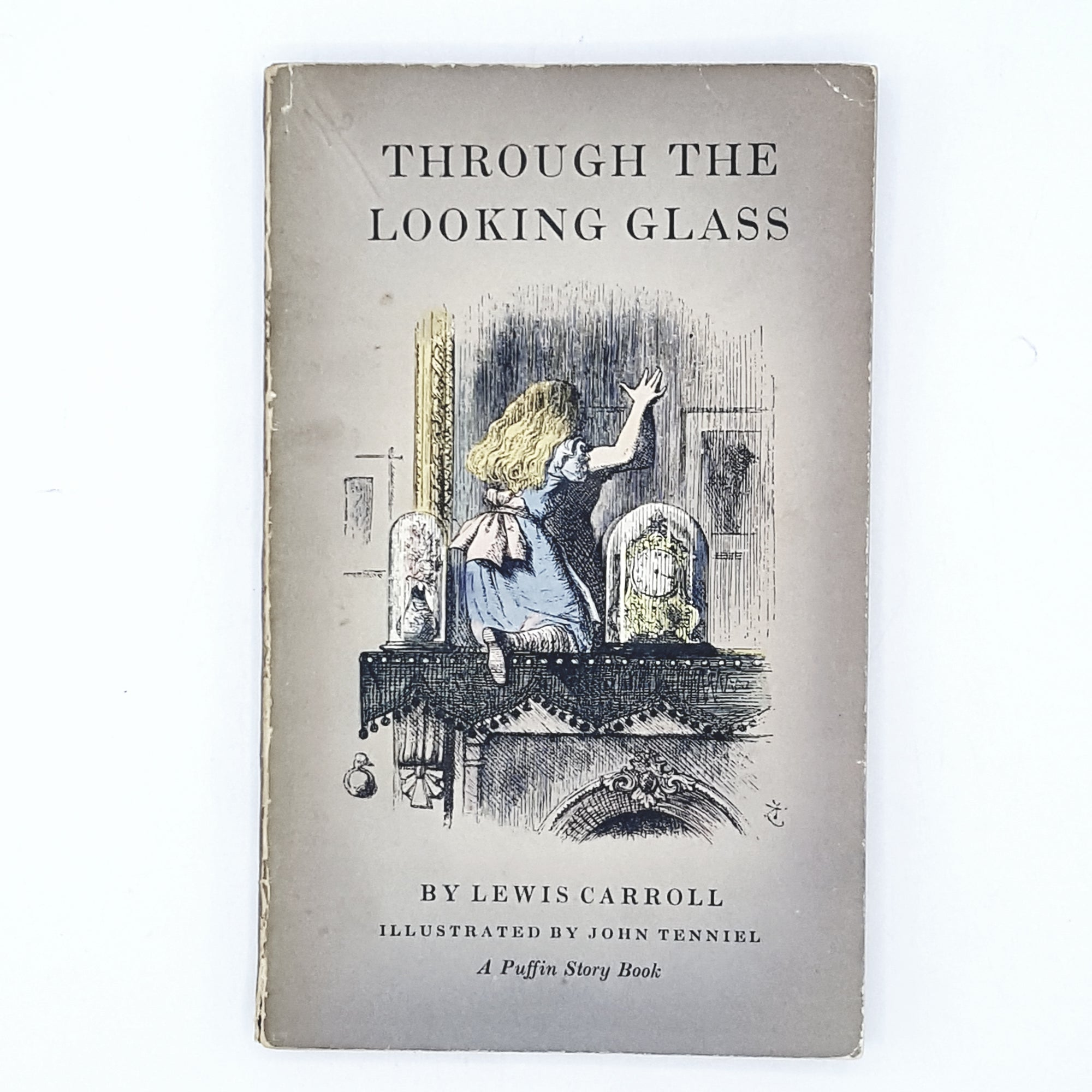 Lewis Carroll's Alice Through The Looking Glass 1948