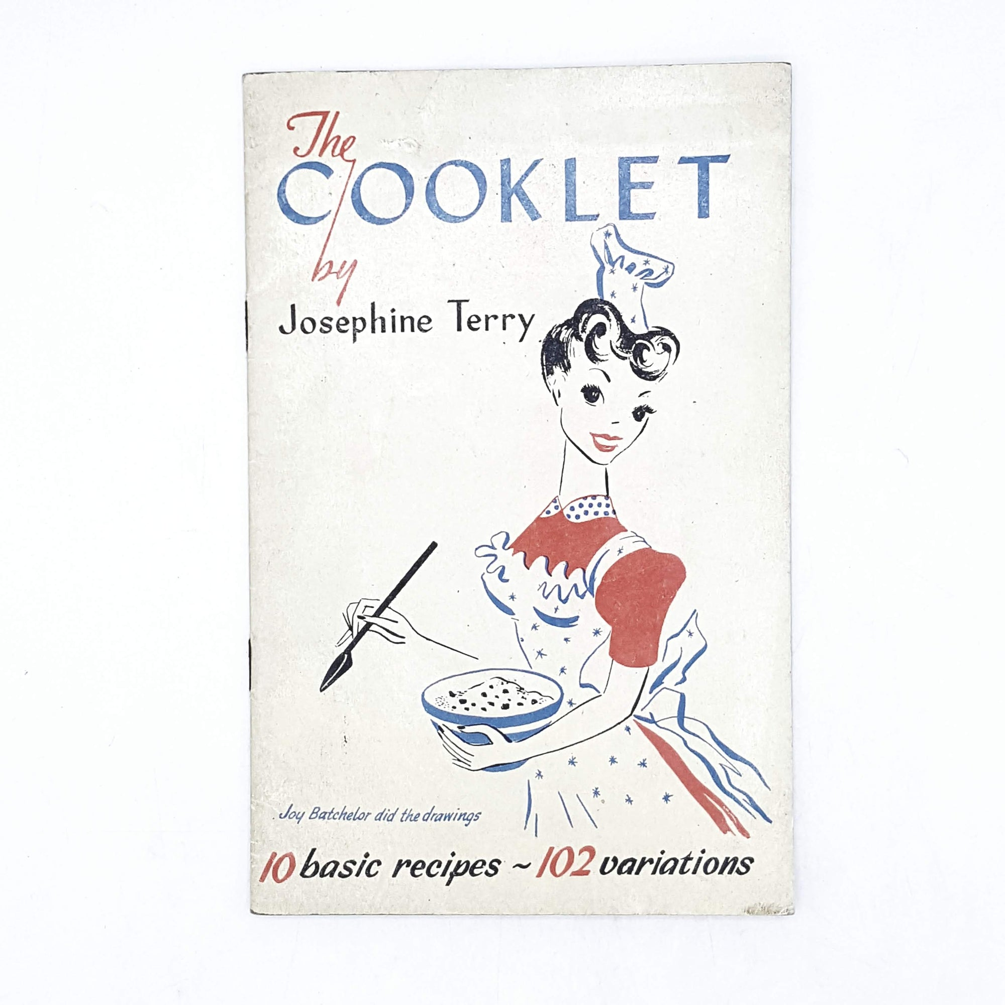 The Cooklet by Josephine Terry