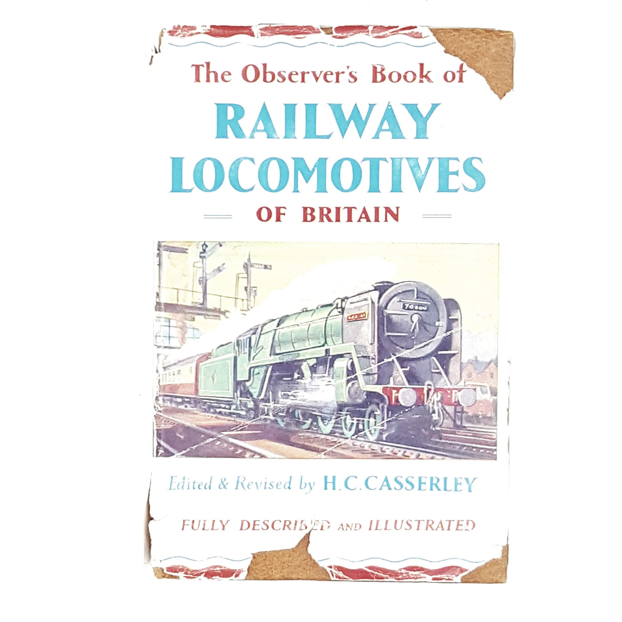 second-edition-observers-book-of-railway-locomotives-of-britain-1958-country-house-library