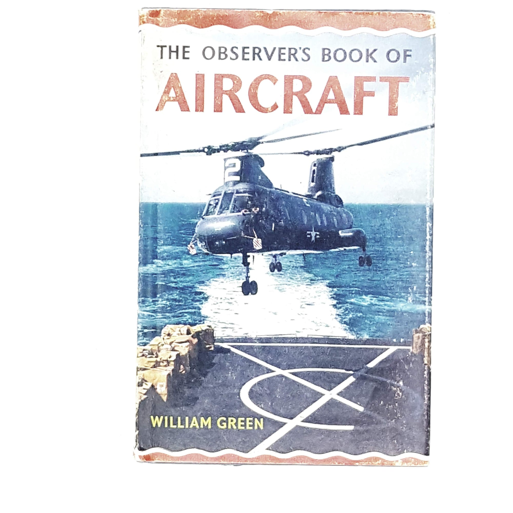 Observer's Book of Aircraft 1968