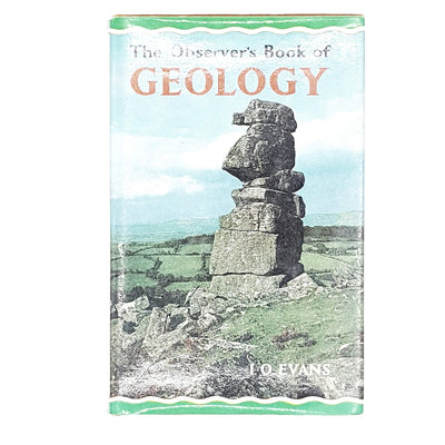 The Observer's Book of Geology by I. O. Evans 1971