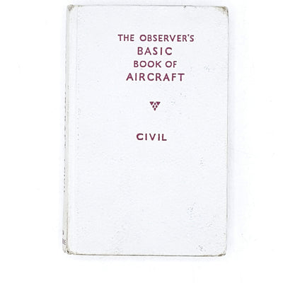 first-edition-the-observers-basic-book-of-aircraft-civil-william-green-1967-country-house-library