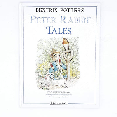 First Edition Beatrix Potter's Peter Rabbit Tales 1989