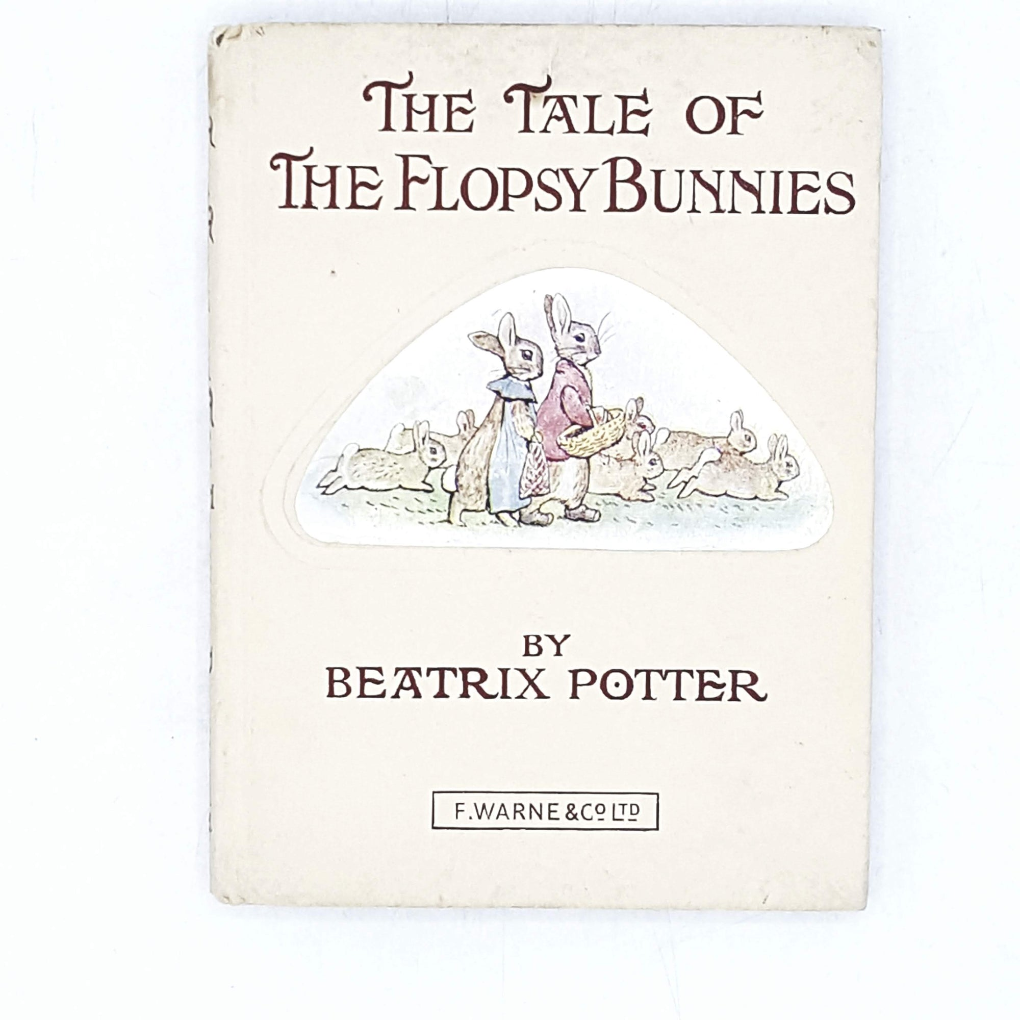 Beatrix Potter's The Tale of the Flopsy Bunnies