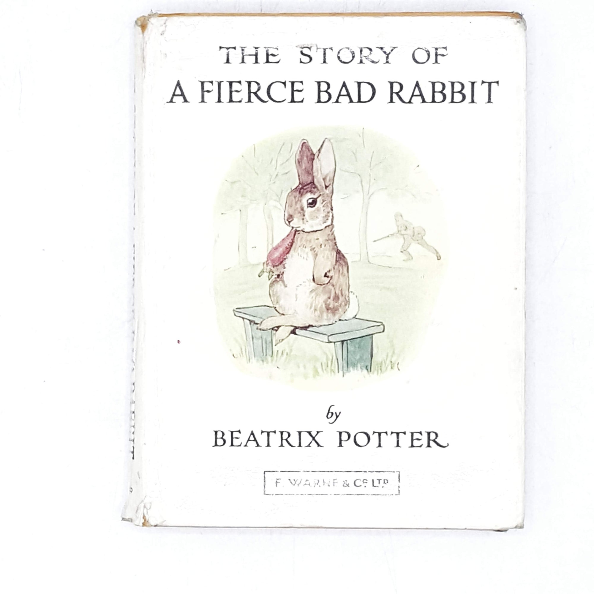 Beatrix Potter's The Story of a Fierce Bad Rabbit