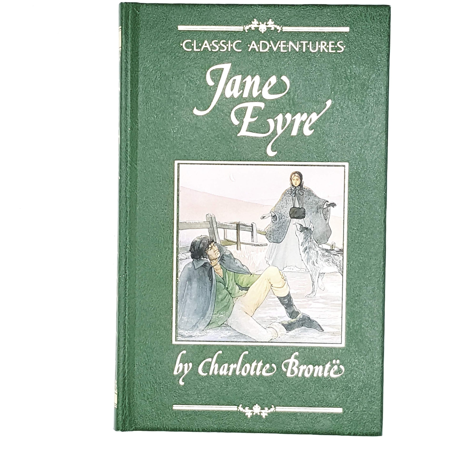 First Edition Charlotte Brontë's Jane Eyre 1992