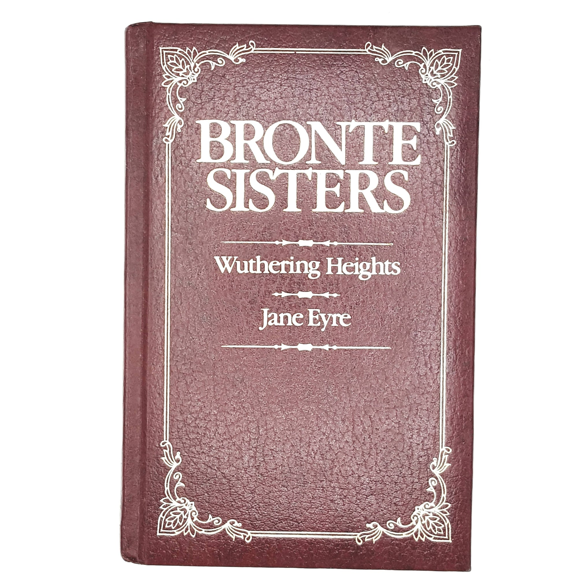 First Edition Brontë Sisters: Wuthering Heights and Jane Eyre 1983
