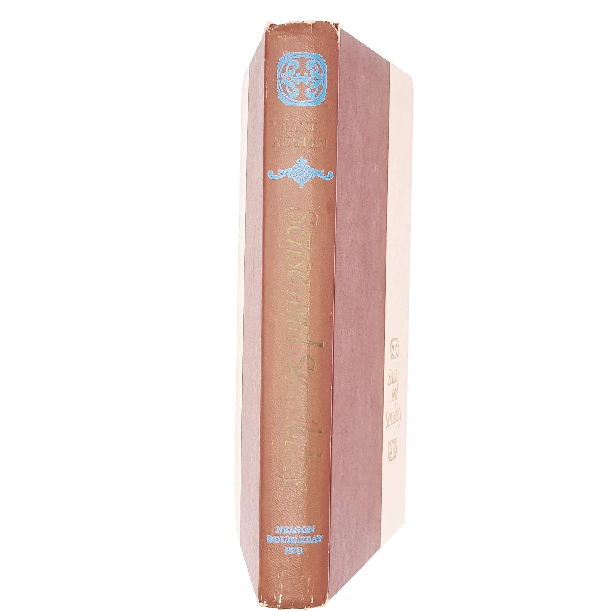 Jane Austen's Sense and Sensibility Nelson Doubleday