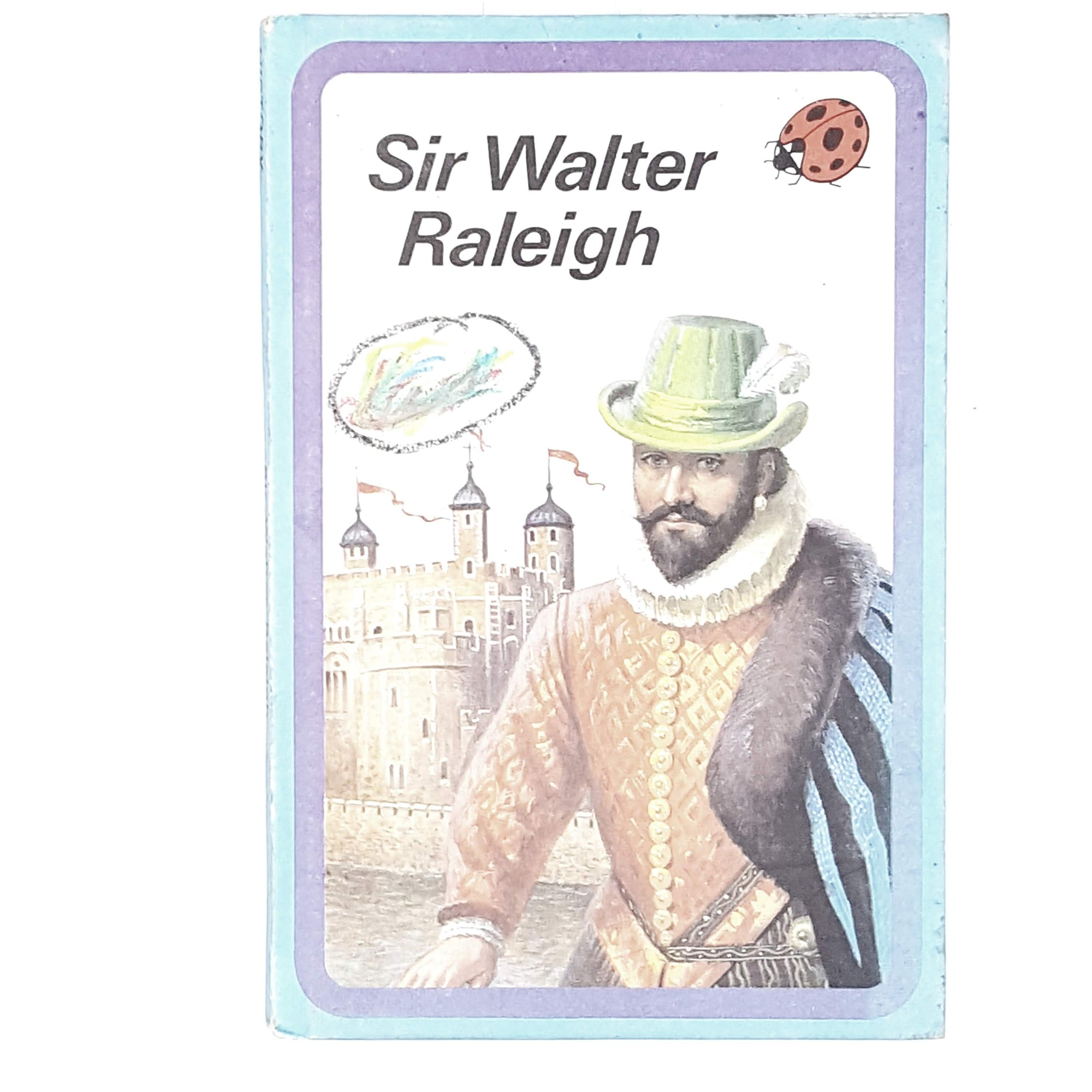 Sir Walter Raleigh by L. du Garde Peach 1957