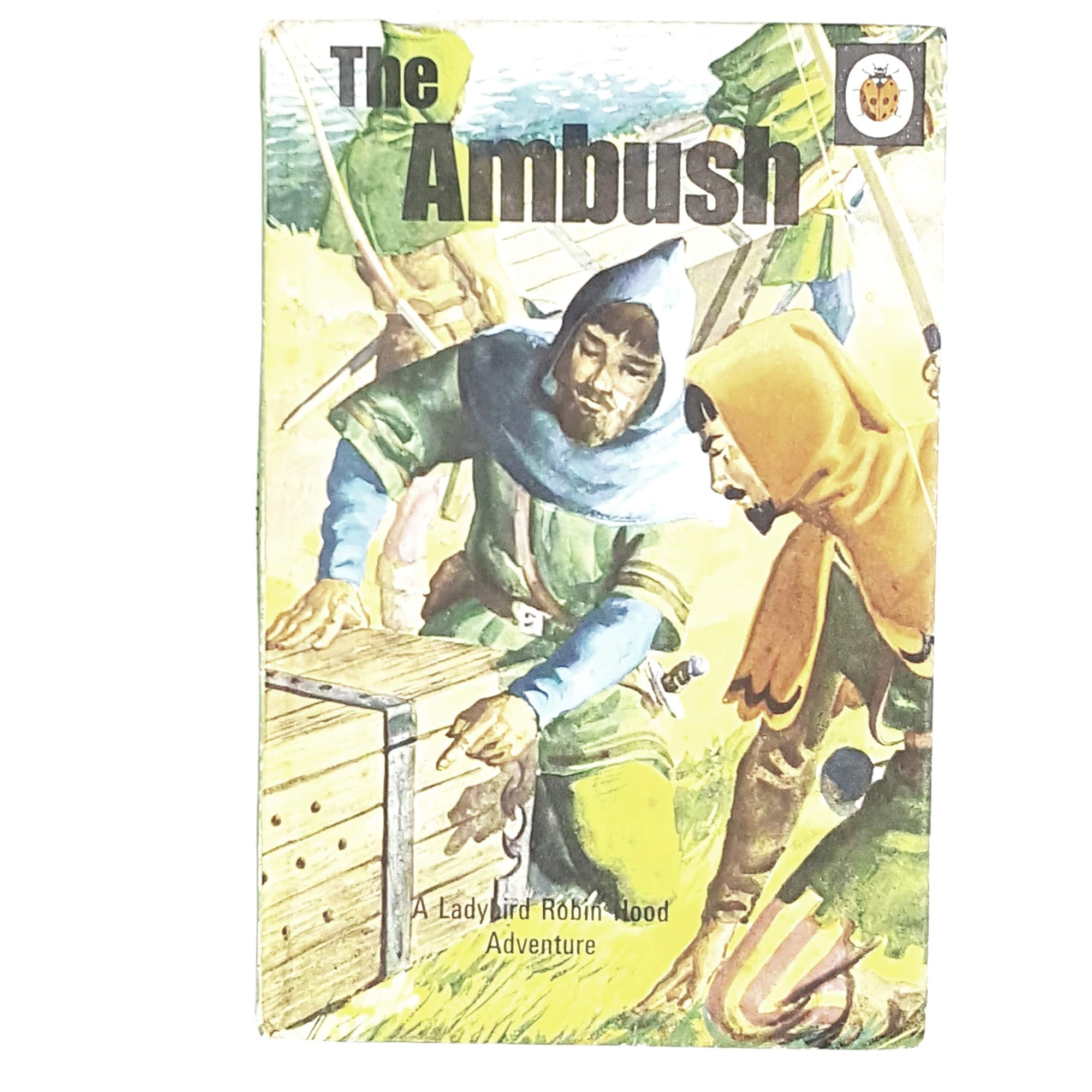 First Edition Ladybird: The Ambush - A Robin Hood Adventure 1955