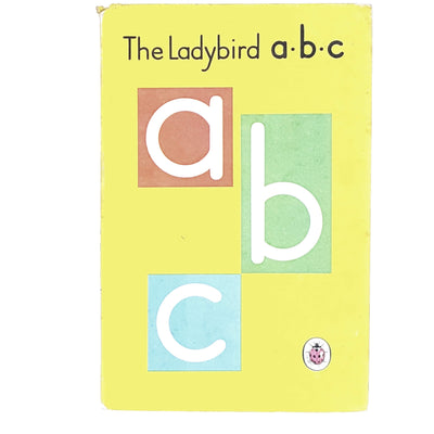 The Ladybird ABC by G. W. Robinson 1962