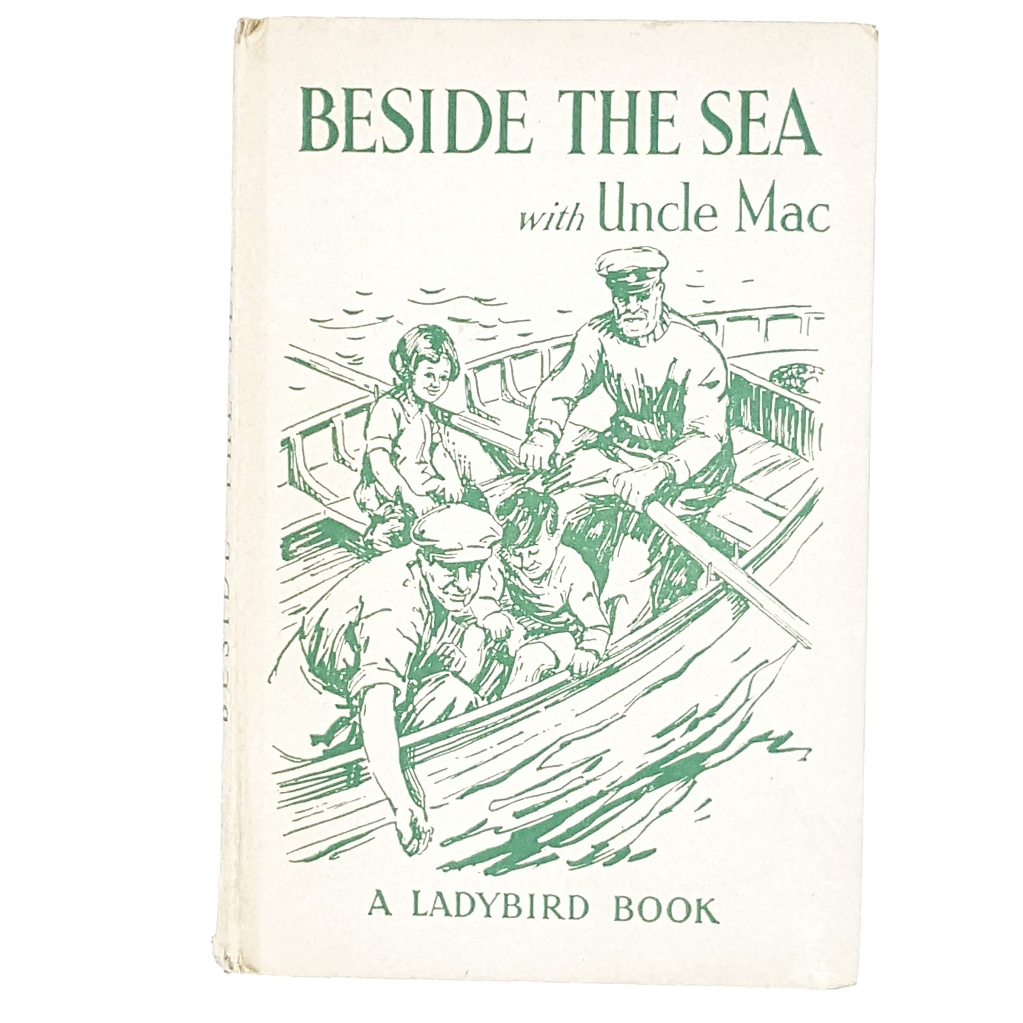 Beside the Sea with Uncle Mac by Derek McCulloch 1958