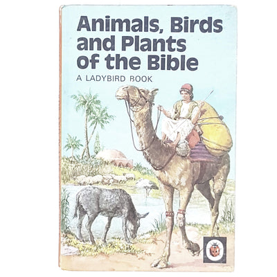 First Edition Ladybird: Animals, Birds and Plants of the Bible 1964