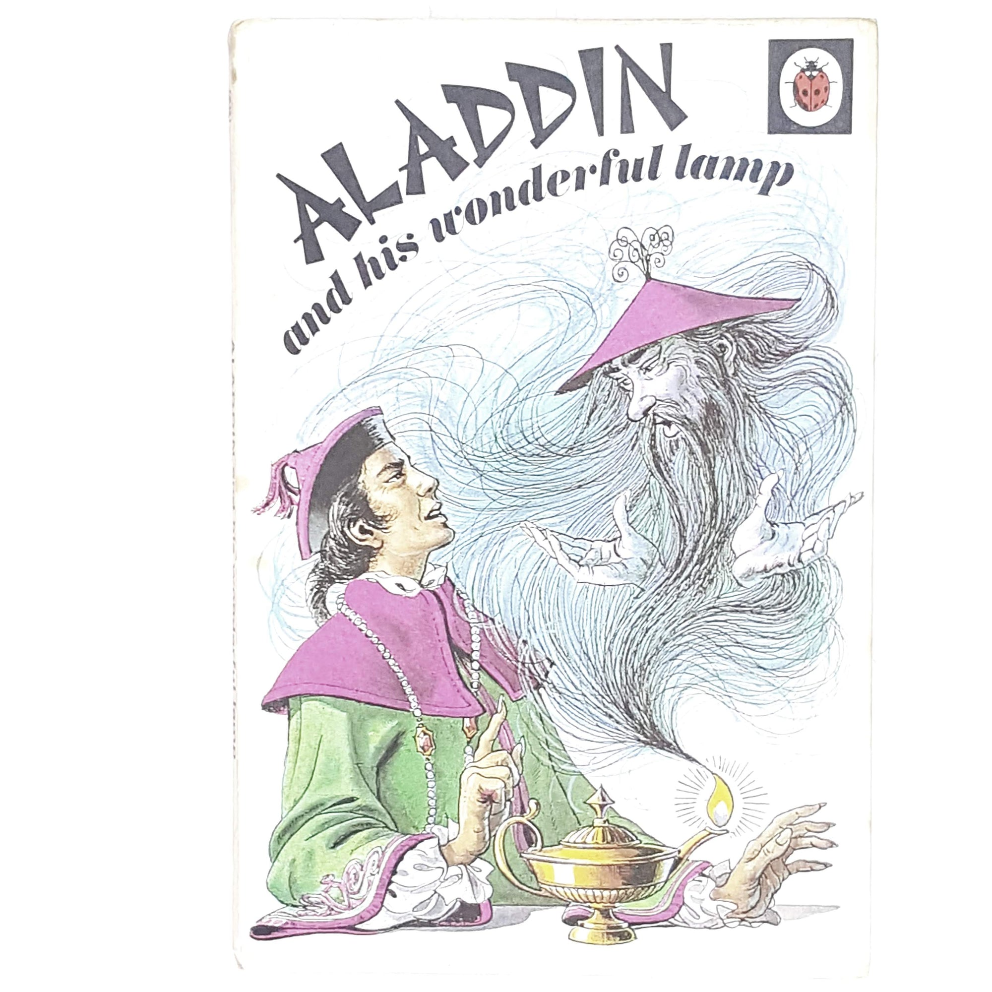 Aladdin and His Wonderful Lamp by Marie Stuart 1975