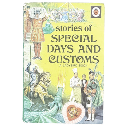 Stories of Special Days and Customs by F. N. Pearson