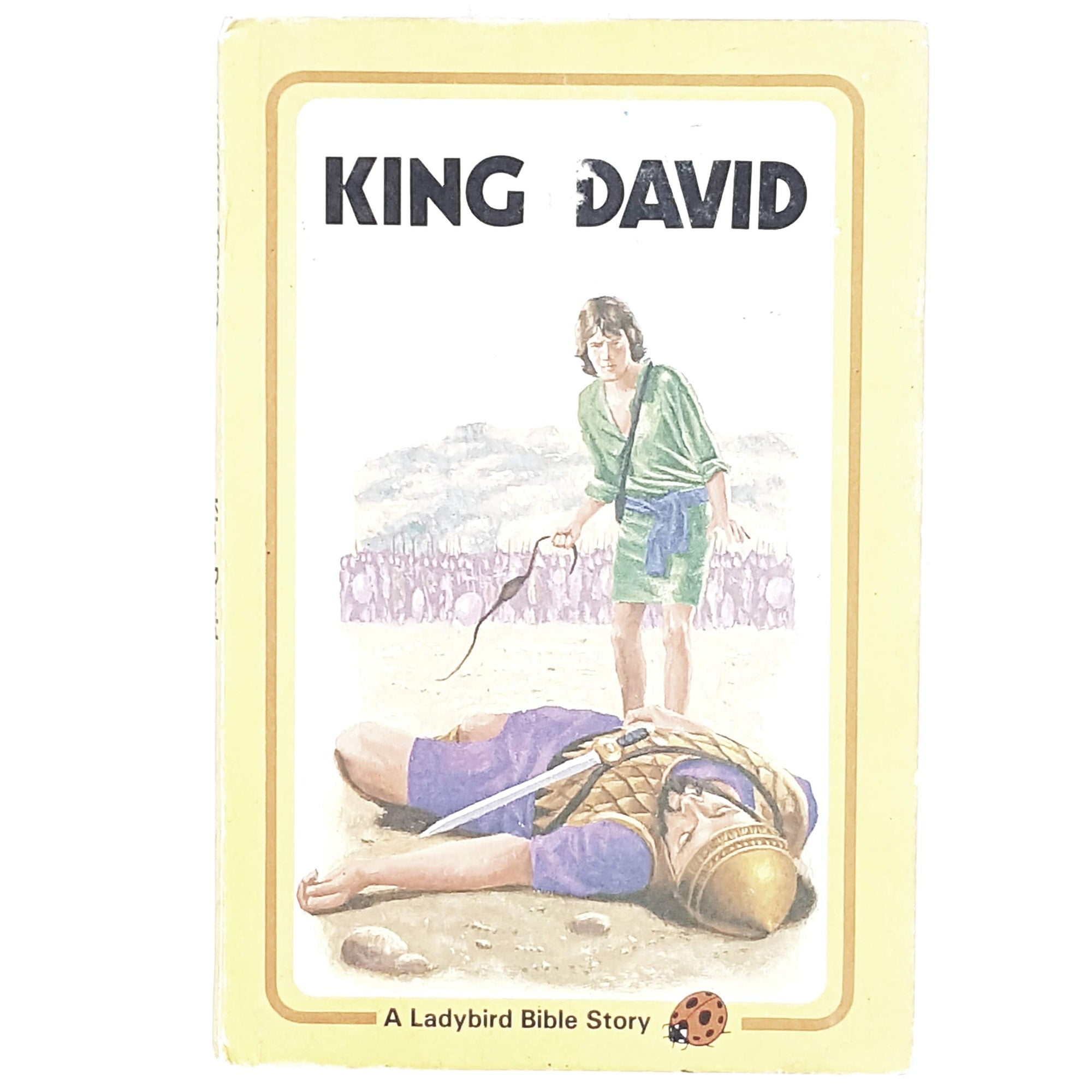 First Edition Ladybird: King David by John Purves 1981