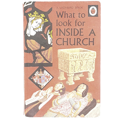 First Edition Ladybird: What To Look For Inside a Church 1972