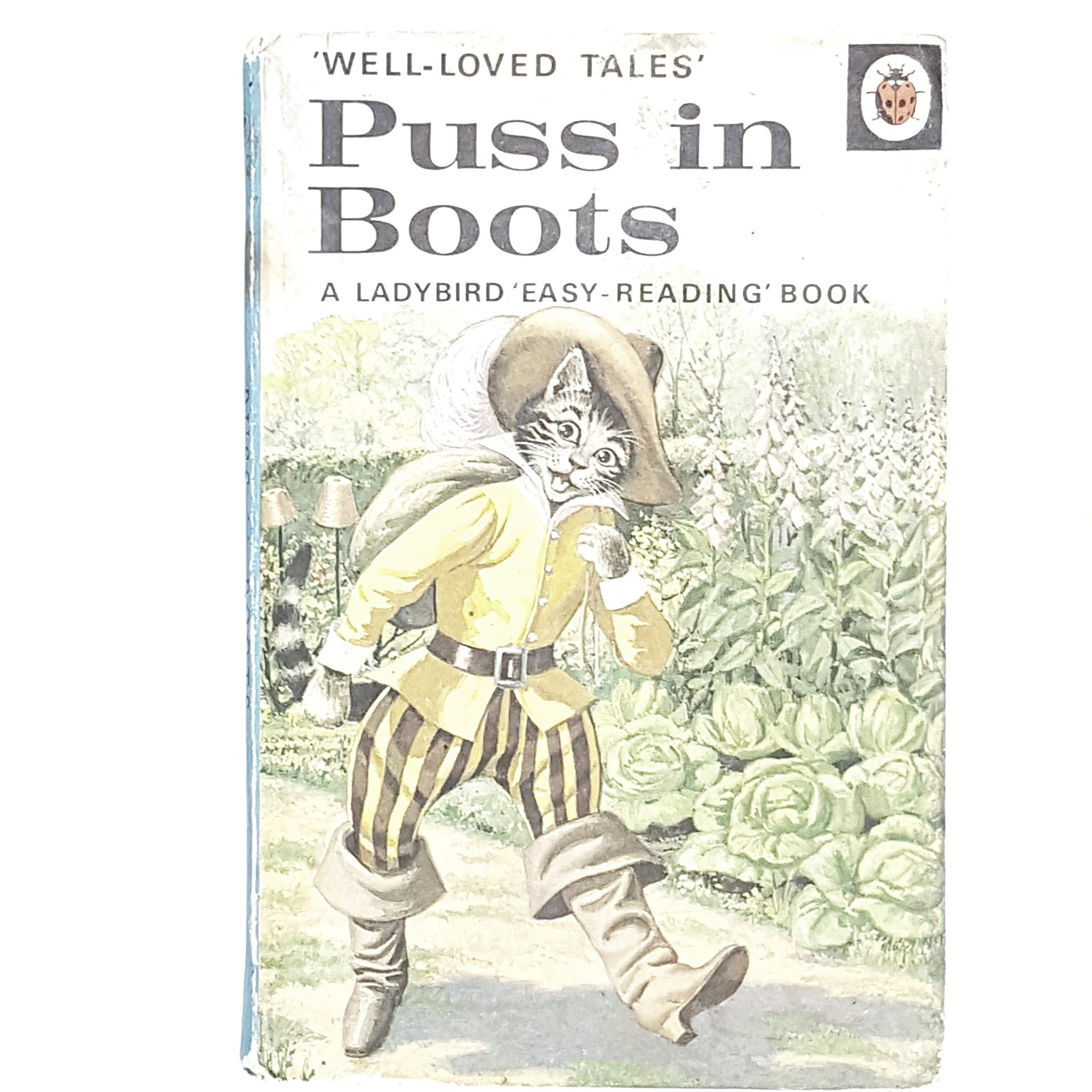 Puss in Boots by Vera Southgate 1967