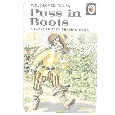 First Edition Ladybird: Puss in Boots 1967