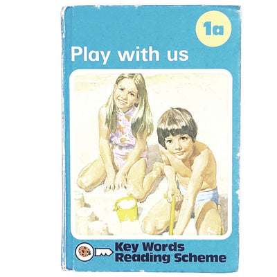 First Edition Ladybird: Play With Us 1964