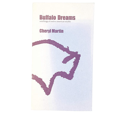 Buffalo Dreams by Cheryl Martin 1999