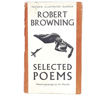 first-edition-orange-penguin-selected-poems-robert-browning-1938-country-house-library