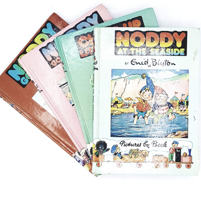 first-edition-enid-blyton-collection-noddy-rainbow-country-house-library