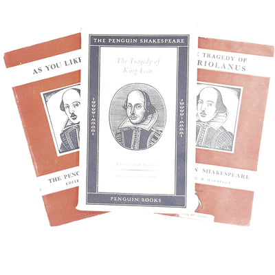Collection Penguin Shakespeare 1948 - 1949