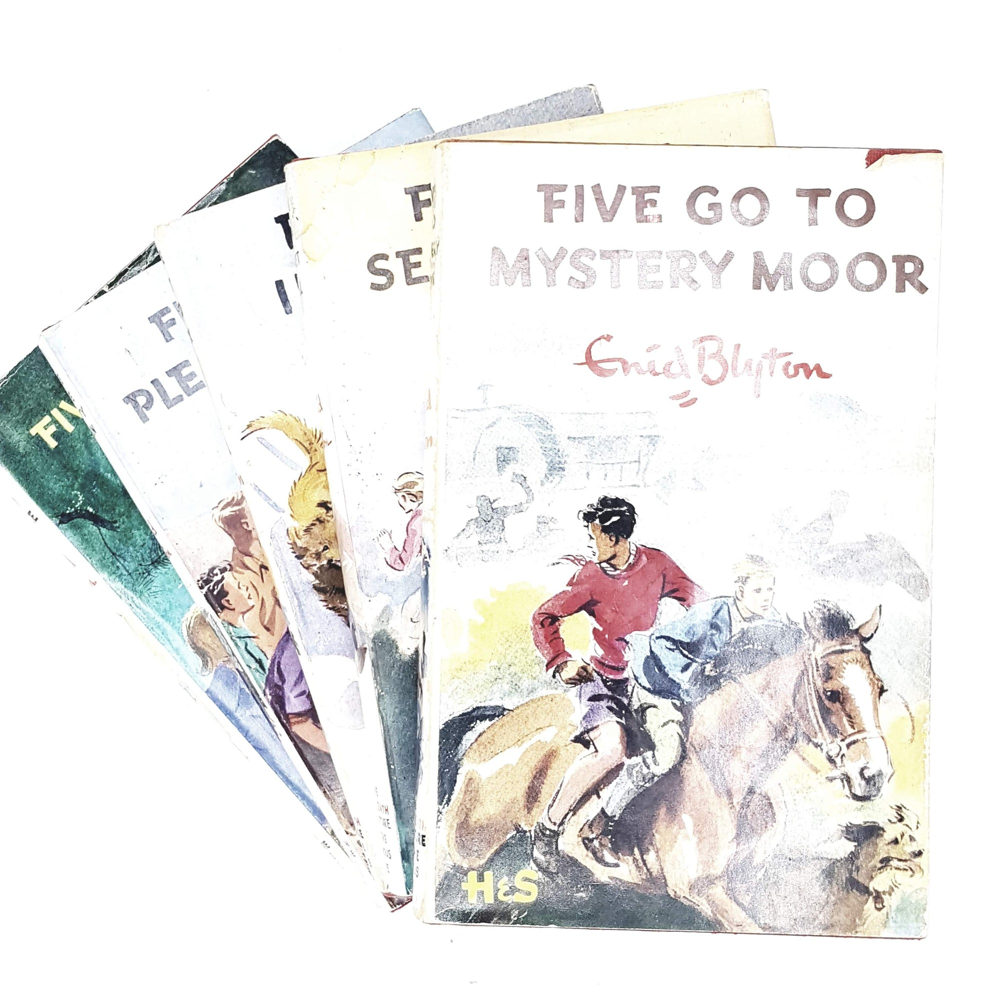 Collection Enid Blyton's Famous Five 1966 - 1970
