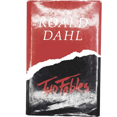First Edition Roald Dahl's Two Fables 1986