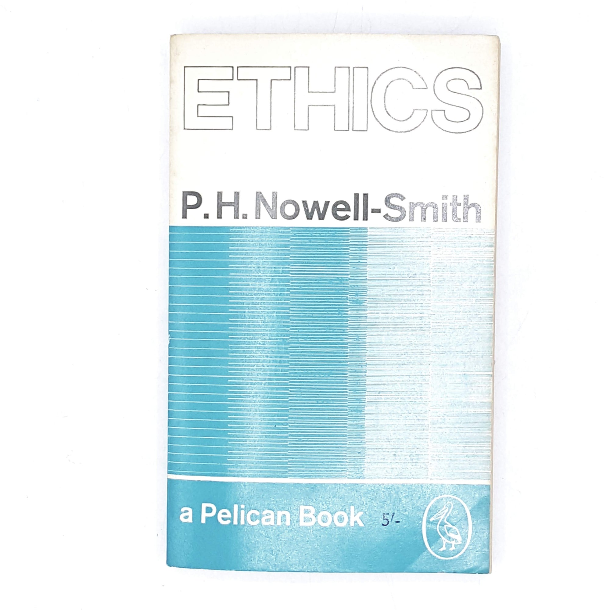 Ethics by P. H. Nowell-Smith 1961